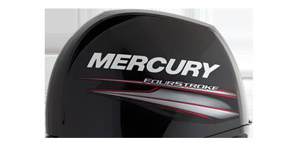 Четырёхтактные моторы Mercury